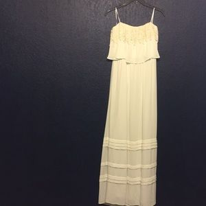 Gibson and Latimer Sleeveless Evening Gown